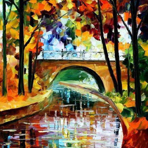 Leonid Afremov: Híd